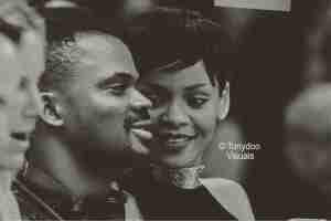 Nigerian Photographer Photoshops Himself With Rihanna